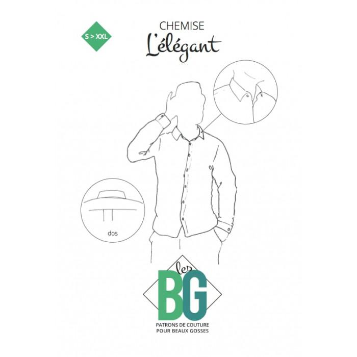 Chemise l'Elégant - Les BG