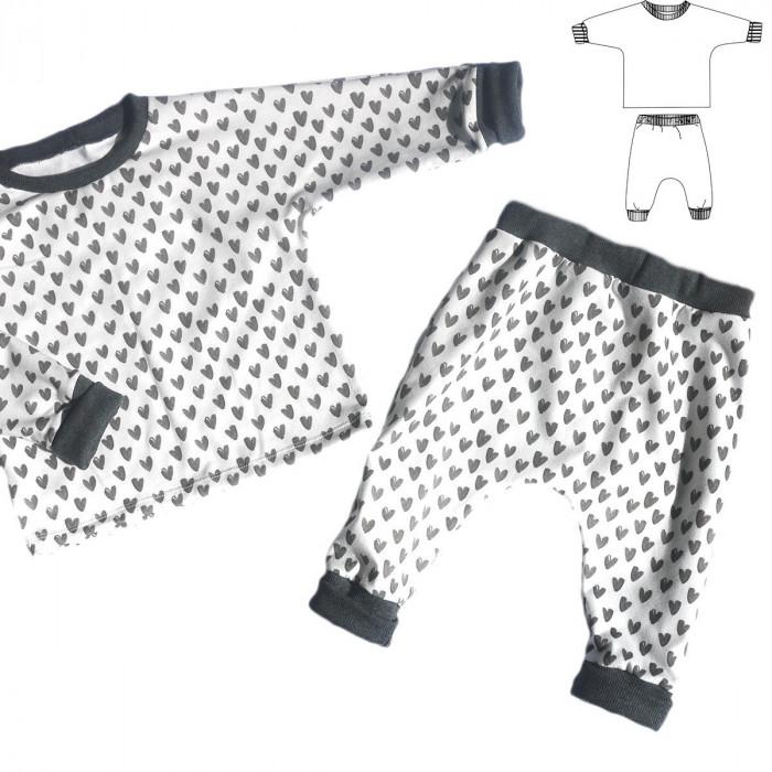 Duo pyjama jogging Cordoba - Ikatee