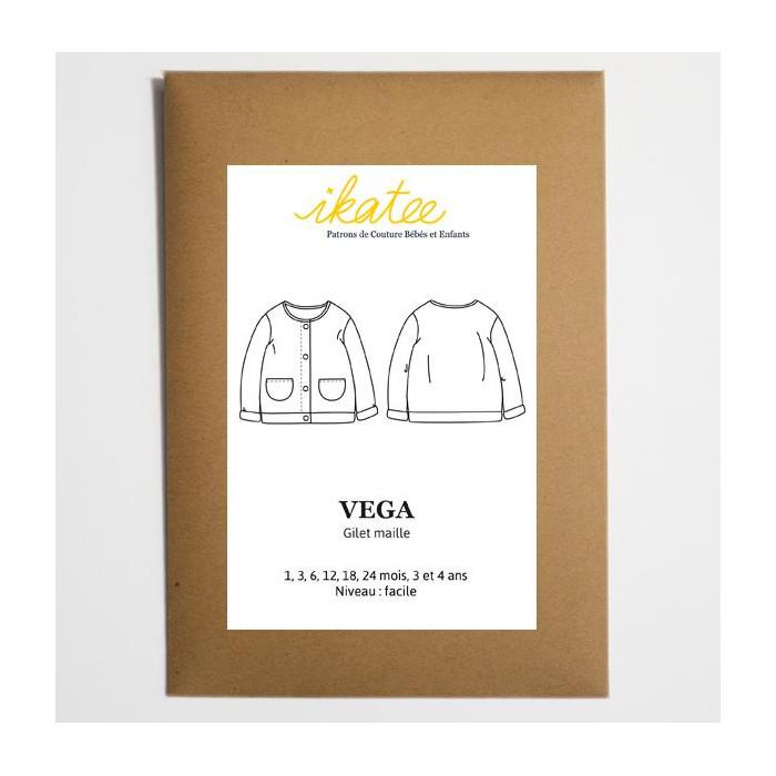 Gilet Vega - Ikatee