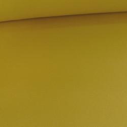 Tissu lainage - jaune x 10 cm