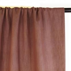 Tissu Jean élasthane denim - brique x 10 cm