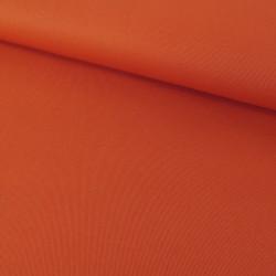 Tissu denim chino élasthane - brique x 10 cm