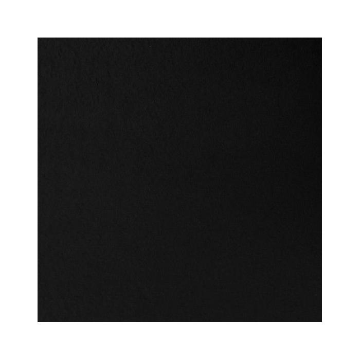 Tissu polaire - Noir x 10 cm