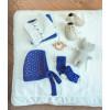 Vestiaire pour enfants à tricoter - Mlle Sophie