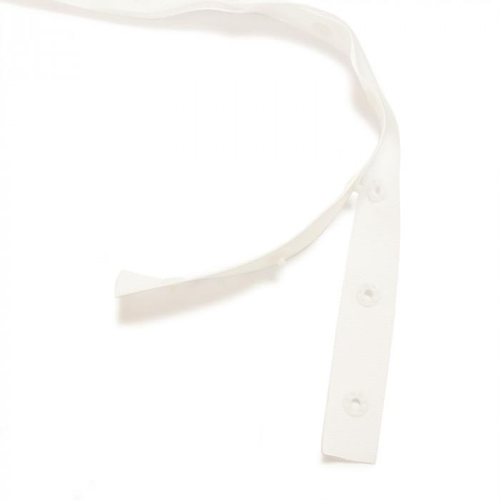 Ruban pressions - blanc x 10 cm