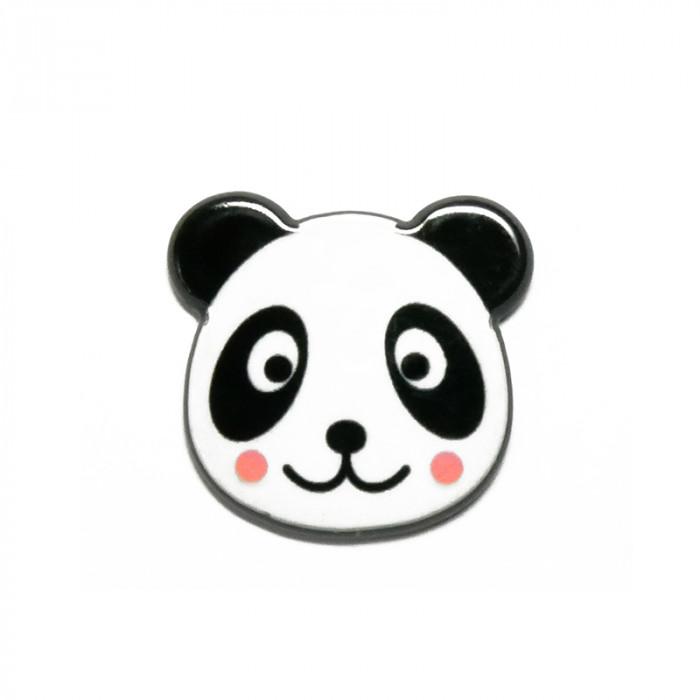 """Elément en résine à coller """"Panda"""" x1"""