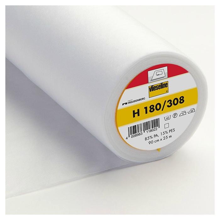 Entoilage thermocollant Vlieseline H180 - blanc