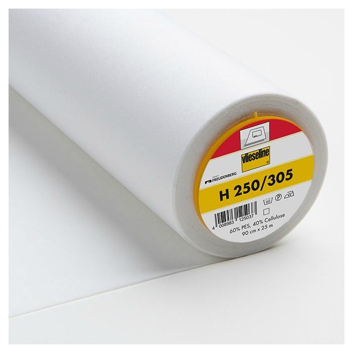 Entoilage thermocollant Vlieseline H250 - blanc