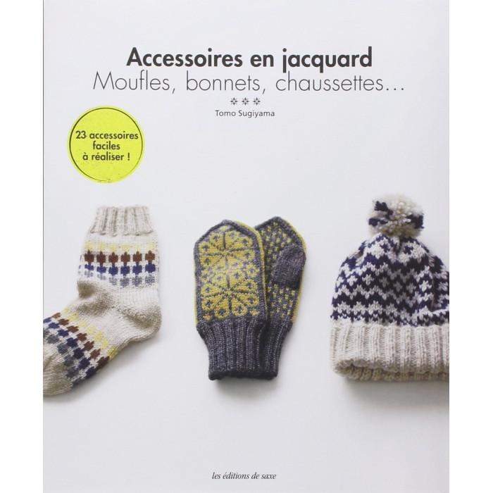 Accessoires en jacquard - Tomo Sugiyama