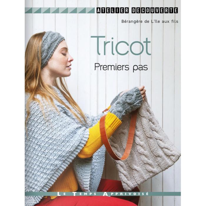 """Tricot Premier Pas - Bérangère Cailliau """"L'île aux fils"""""""