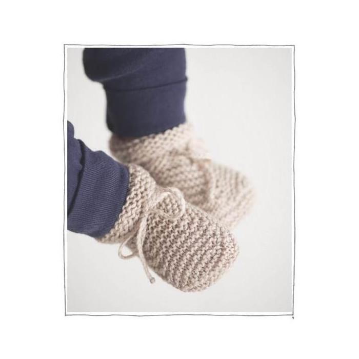 Petits tricots pour bébés - Mamy factory