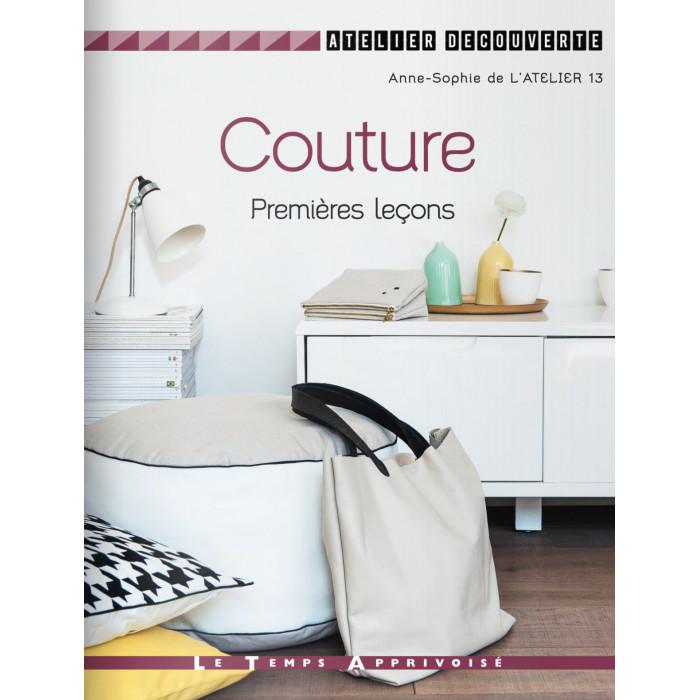 """Couture premières leçons - Anne-Sophie """"L'Atelier 13"""""""