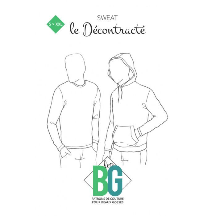 Sweat le Décontracté - Les BG