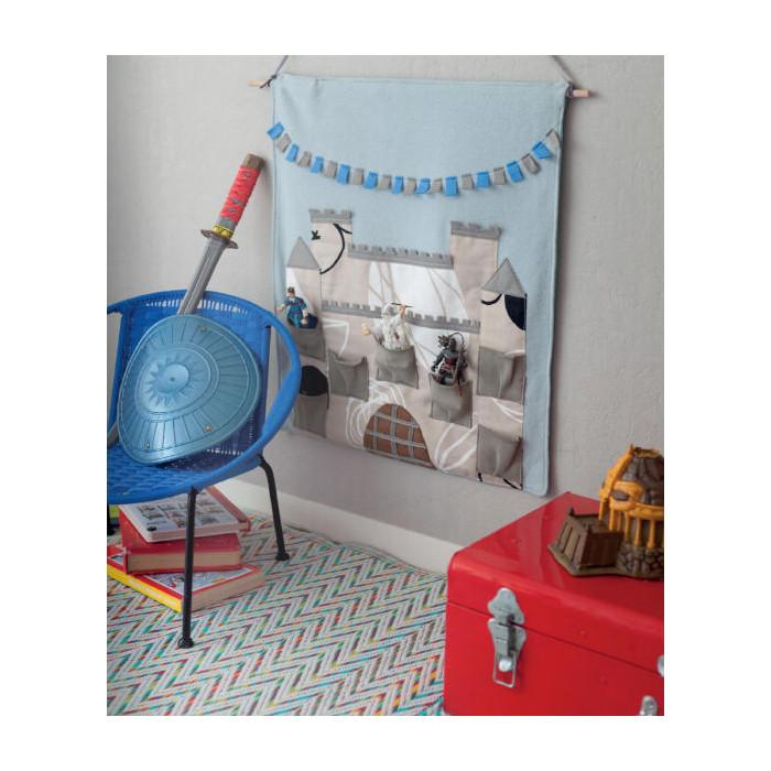 Rangements à coudre pour chambre d'enfants - Marie Gervais