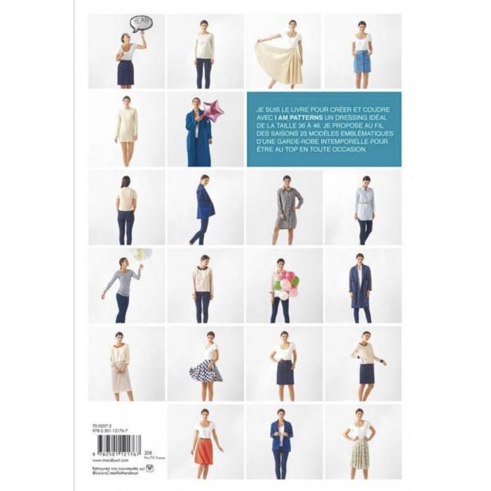 Dressing idéal - Marie-Emilienne Viollet de I am patterns