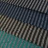bord-côte tubulaire rayures paillettes x 10 cm