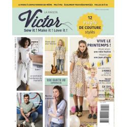 Magazine mars-avril 2018 La Maison Victor