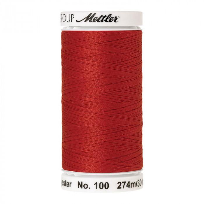 Fil à coudre rouge Seralon 274 m Mettler