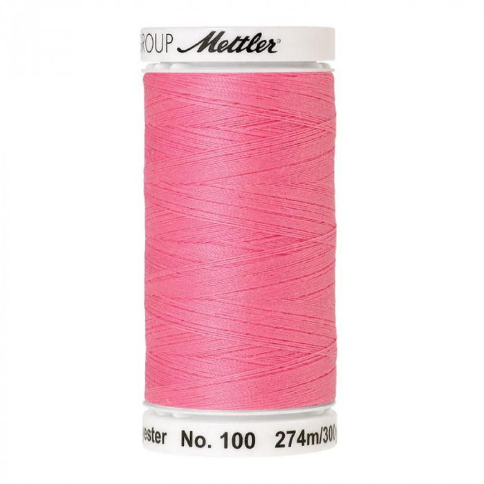 Fil à coudre rose Seralon 274 m Mettler