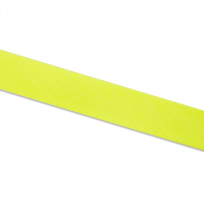 Biais fluo polycoton 20 mm x 10 cm