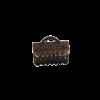 Embouts de serrage ruban cuivre 10mm