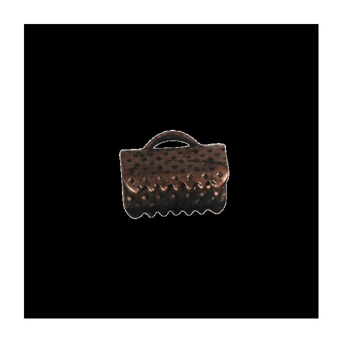 Embouts de serrage ruban cuivre 10mm x10