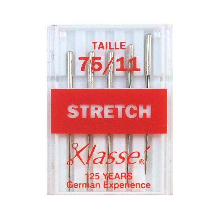 Aiguilles pour machine stretch 75/11