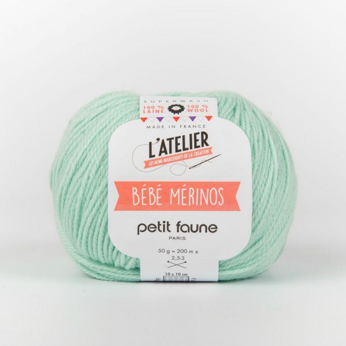 Bébé Mérinos - Petit Faune by l'Atelier