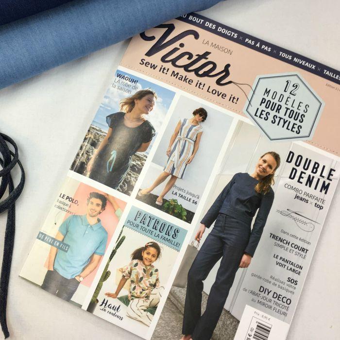 Magazine mai-juin 2018 La Maison Victor