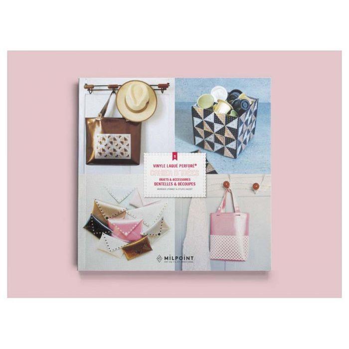 Cahier d'idées 5 : dentelles et découpes