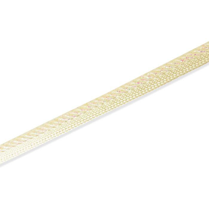 Passepoil irisé / métallisé 10 mm x 10 cm