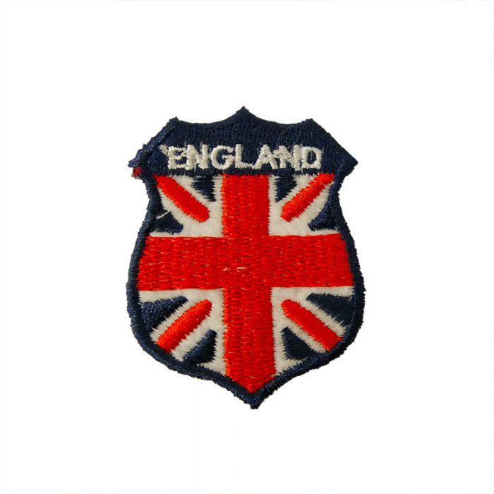 Ecusson thermocollant blason England