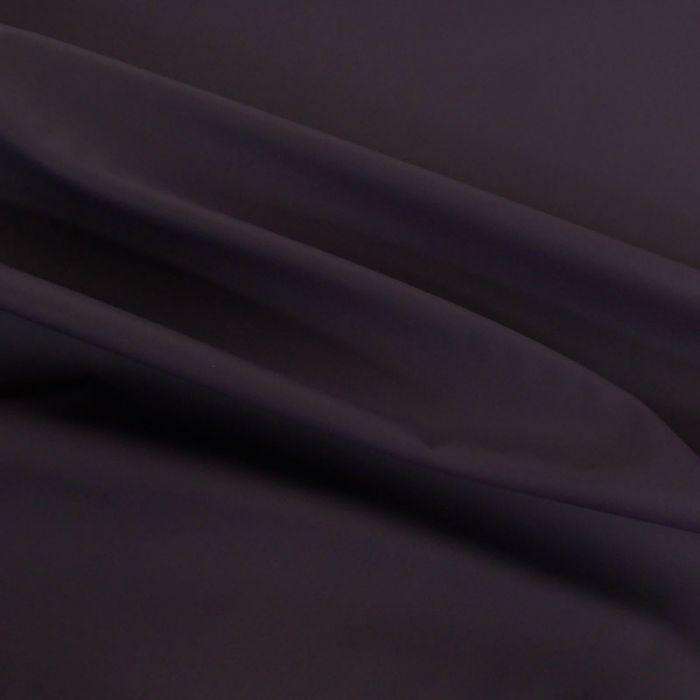 Tissu imperméable souple - marine x 10 cm
