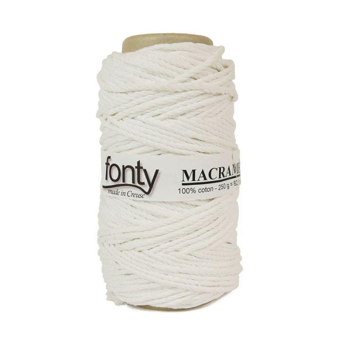 Macramé - Club 9 - Fonty