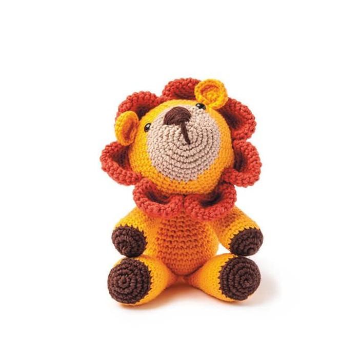 Amigurumi kit Crochet, singe kit, kit Crochet, DIY Kit crochet ... | 700x700