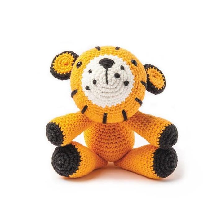 Kit crochet amigurumi Ricorumi - Tigre