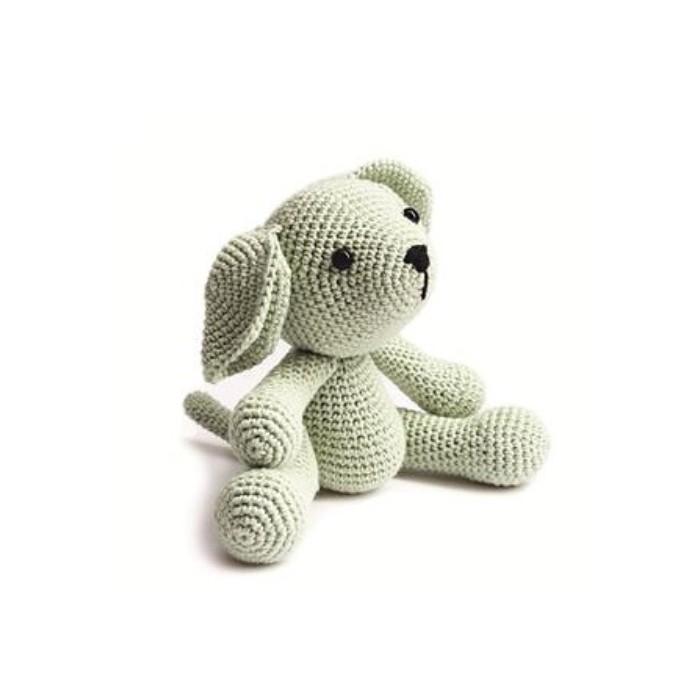 Kit crochet amigurumi Ricorumi - chien