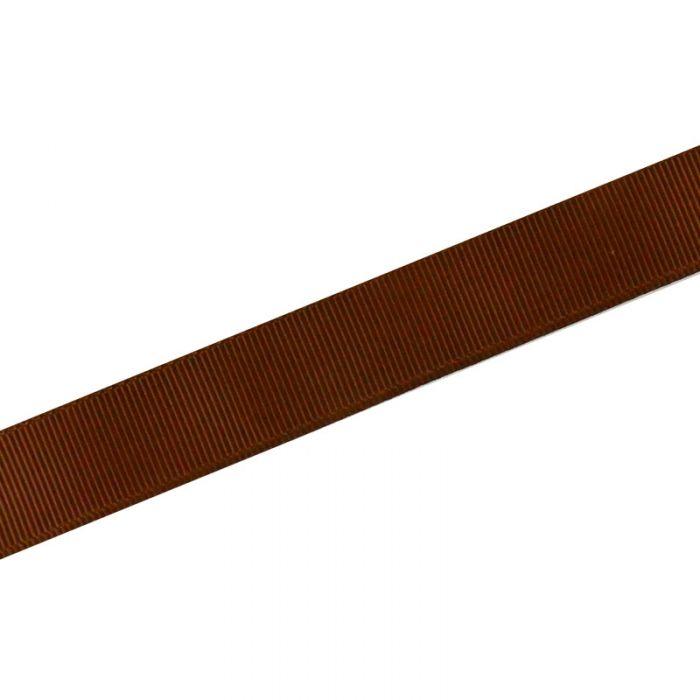 Ruban Gros Grain polyester 25 mm x 10 cm