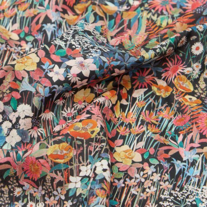 Tissu Liberty of London Faria Flowers B x 10 cm