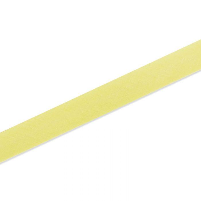 Biais uni polycoton 20 mm x 10 cm
