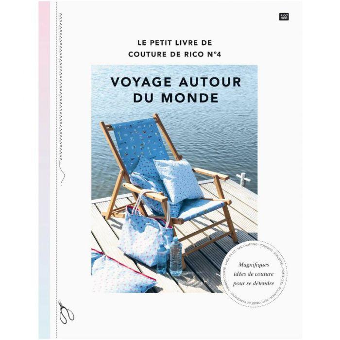 Voyage autour du monde : le petit livre de couture de Rico n°4