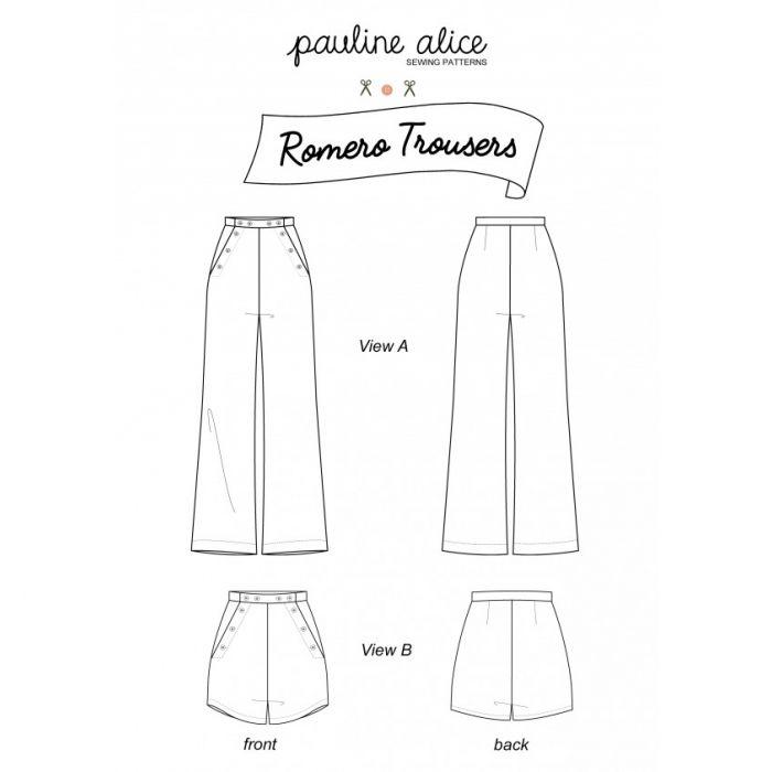 Pantalon Romero - Pauline Alice