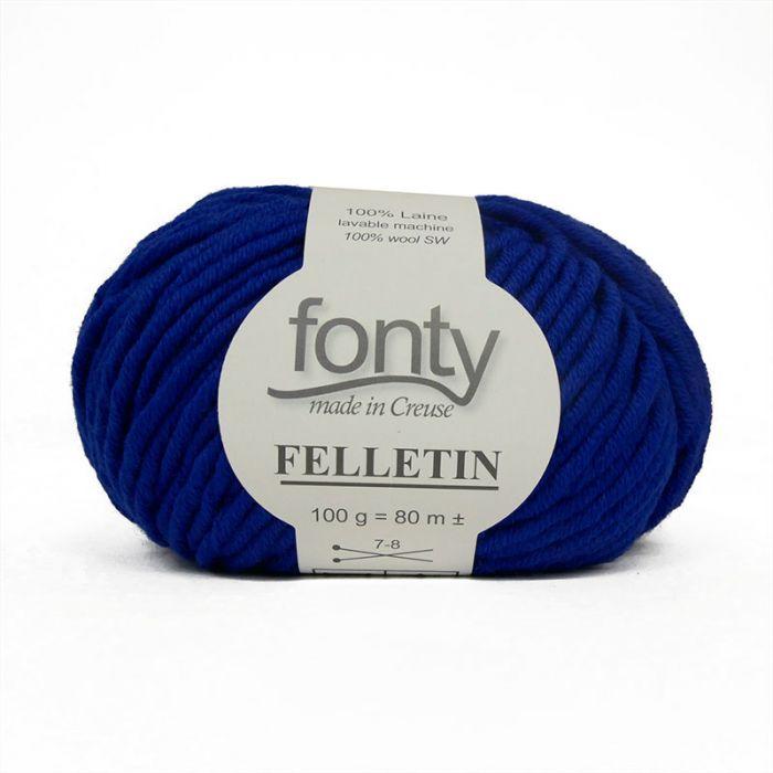 Felletin - Fonty