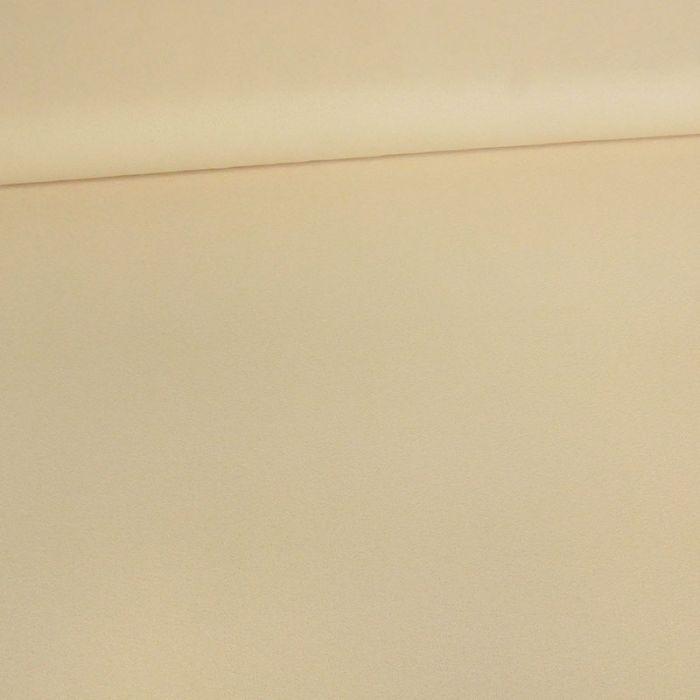 Tissu Crêpe viscose haute couture - nude x 10 cm