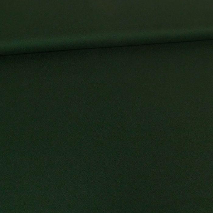 Tissu Crêpe viscose haute couture - vert sapin x 10 cm