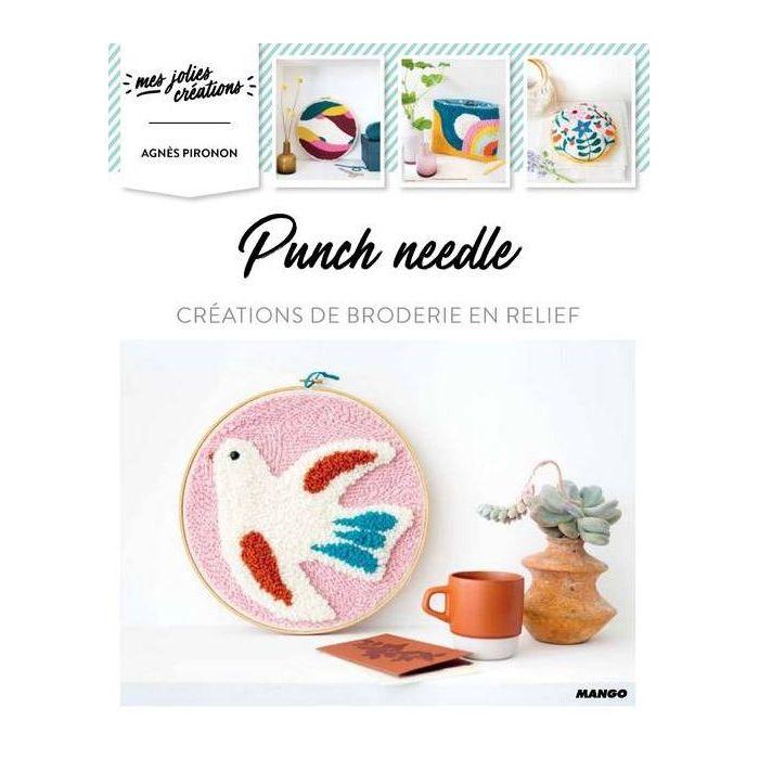 Punch needle / Agnès Pironon