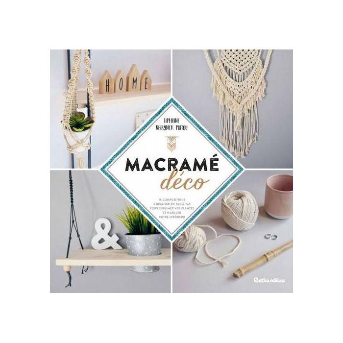 Macramé Déco / Tiphaine Neirynck Poitou