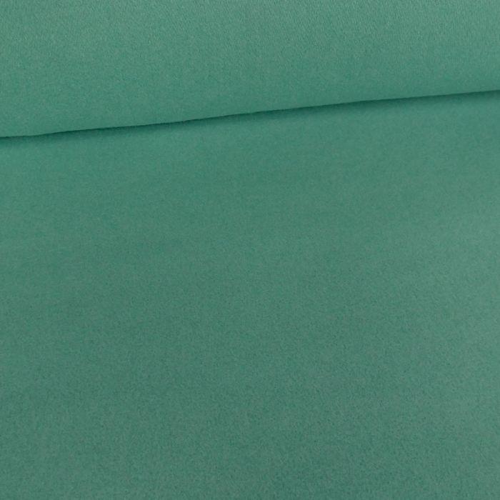 Tissu lainage uni - mers du sud x 10 cm