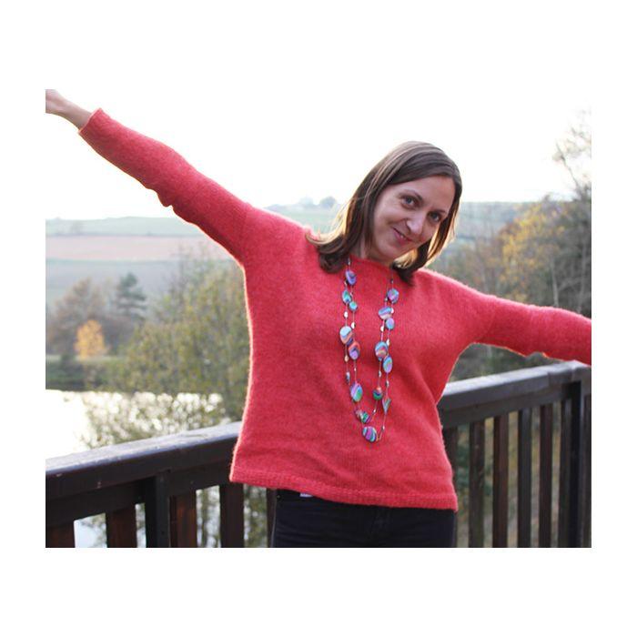 Kit tricot Sur un nuage - Lili comme tout