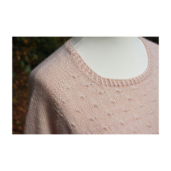 Mollie - fiche tricot Lili comme tout